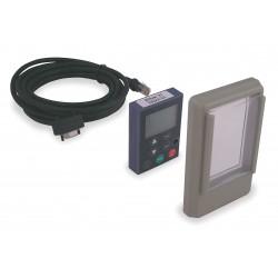 Telemecanique / Schneider Electric - VW3A31101 - Remote Key Pad Kit, For Use With Mfr. No. ATV31H075M2, ATV31HU15M2, ATV31HU22M2, ATV31HU30M3X, ATV31H