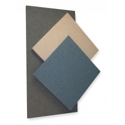 Sound Seal - FWP24B - Acoustic Panel, Fabric, Blue, 8 sq. ft.