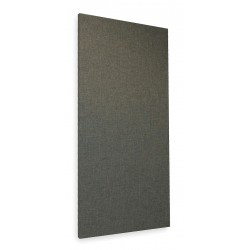Sound Seal - FWP24G - Acoustic Panel, Fabric, Gray, 8 sq. ft.