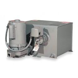 Bell & Gossett - WC8-20B - 1/3 HP Simplex Watchman Condensate Return System, 12 GPM, Cast-Iron