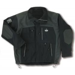Ergodyne - 6465 - Jacket, No Insulation, Black, M