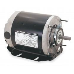 A.O. Smith - 815V2 - 1/6 HP Belt Drive Motor, Split-Phase, 1140 Nameplate RPM, 115 Voltage, Frame 48Z
