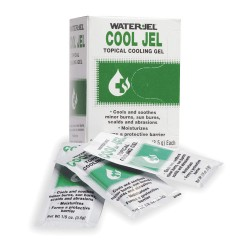 Water-Jel - 049090 - Burn Gel, 0.125 oz. Box