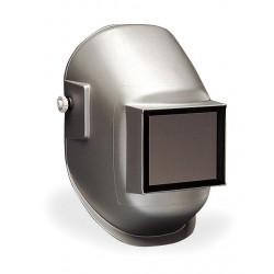 Sellstrom - 29911-10 - 290 Series, Passive Welding Helmet, 10 Lens Shade, 5.25 x 4.50 Viewing AreaSilver