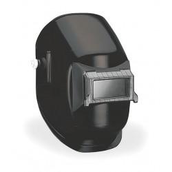 Sellstrom - 29301-10 - 290 Series, Passive Welding Helmet, 10 Lens Shade, 4.25 x 2.00 Viewing AreaBlack