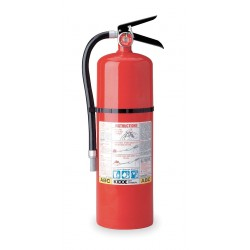 Kidde Fire and Safety - 46620420 - Dry Chemical Fire Extinguisher with 10 lb. Capacity and 19 to 21 sec. Discharge Time