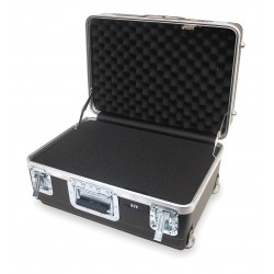 Platt Cases - 201409AH - ATA Case with Wheels and Telescoping Handle, 19-5/8 x 13-3/4 x 9 ID, 14 lbs.