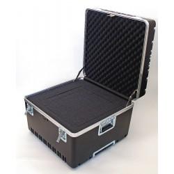 Platt Cases - 222214AH - ATA Case with Wheels and Telescoping Handle, 22 x 22 x 14 ID, 27.8 lbs.
