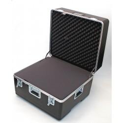 Platt Cases - 252316AH - ATA Case with Wheels and Telescoping Handle, 25 x 23 x 16 ID, 30 lbs.