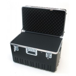 Platt Cases - 261617AH - ATA Case with Wheels and Telescoping Handle, 26 x 16 x 17 ID, 26 lbs.