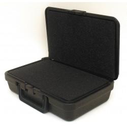 Platt Cases - 207 - Protective Case, 10-1/2x7x3, 2lb, Black