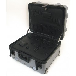 Platt Cases - 369THG-SGSH - Protective Case, 20-1/4x17x12, 55lb, Gray