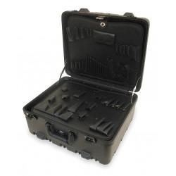Platt Cases - 359T-SGSH - Protective Case, 19-1/8x17x10, 40lb, Black