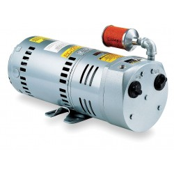 Gast - 1423-103Q-G626X - 1 HP Compressor/Vacuum Pump; Inlet Size: 3/8 NPT, Outlet Size: 3/8 NPT