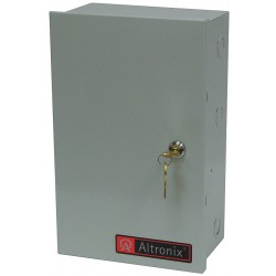 Altronix - BC200 - Steel Enclosure Fits 2- 7Ah Battery with Gray Finish