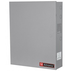 Altronix - BC600G - Steel Enclosure Xxlg Fits 2- 12Ah Battery with Gray Finish