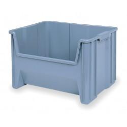Akro-Mils / Myers Industries - 13017GREY - Storage Bin, Grey, 12.44 x 19.88 x 15.25