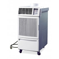 Denso International - OFFICE PRO 12 - Commercial/Industrial 115VACV Portable Air Conditioner, 12, 000 BtuH Cooling