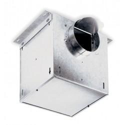Broan-NuTone - L100L - Broan L100L In-Line Ventilator Fan, 106 CFM