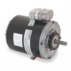 A.O. Smith - 9666 - 1/12 HP Unit Heater Motor, Permanent Split Capacitor, 1550 Nameplate RPM, 115 Voltage, Frame 42Y