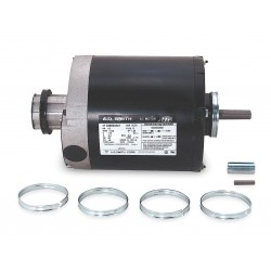 A.O. Smith - AR2034 - 1/3 HP Belt Drive Motor, Split-Phase, 1725 Nameplate RPM, 115 Voltage, Frame 48