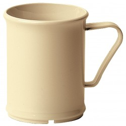 Cambro - CA96CW133 - Mug, Cap. 9-19/32 Oz, Beige, PK48