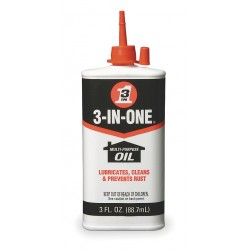 3-IN-ONE - 10035 - Multipurpose Drip Oil, 3 oz. Container Size