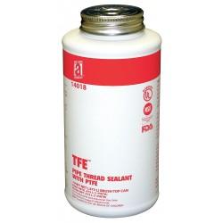 Anti-Seize - 14018 - 16 oz. Brush Top Can Pipe Thread Sealant with 2000 psi, White