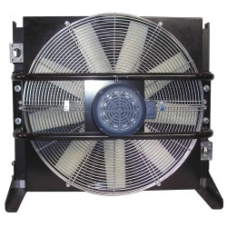 AKG Thermal Systems - A215-3 - 230/460 AC Motor Forced Air Oil Cooler, 215 HP Heat Removed