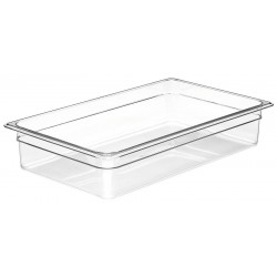 Cambro - CA14CW135 - 20-7/8 x 12-3/4 x 4 13.7 Qt. Polycarbonate Food Pan