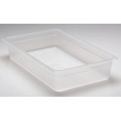 Cambro - CA14PP190 - 20-7/8 x 12-3/4 x 4 13.7 Qt. Polypropylene Translucent Food Pan
