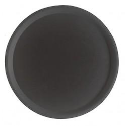 Cambro - CA1400CT110 - Tray, Round, 14x15, Black, PK12