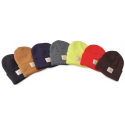 Carhartt - A18 CLH OFA - Knit Cap, Charcoal, Unvrsl