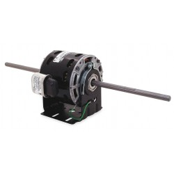 A.O. Smith - 452A - 1/20 HP Room Air Conditioner Motor, Permanent Split Capacitor, 1075 Nameplate RPM, 115 Voltage, Frame 42