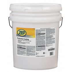 Zep Superior Solutions - R23335 - Light Tan Metal Protectant, 5 gal. Container Size