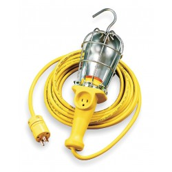 Daniel Woodhead - 105USA163 - 25' Superprotex Hand Lamp 75-100watt W/grounded
