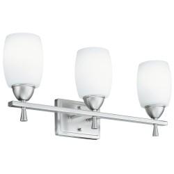 Acuity Brands Lighting - 11533 BN M2 - Light Fixture, 39W, 120V, Brushed Nickel