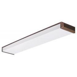 Acuity Brands Lighting - 10648REBZ - Light Fixture, 64W, 120V, Brushed Nickel
