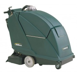 Tennant - 608352 - Walk Behind Carpet Extractor, 28 gal., 120V Electric, 100 psi, 22 Cleaning Path