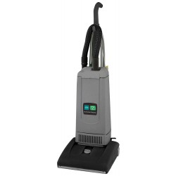 Tennant - 9007462 - 1-1/2 gal. Capacity Bagless Upright Vacuum with 14 Cleaning Path, 125 cfm, Standard Filter Type, 7.