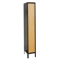 Hallowell - UW1288-1A-MEW - Wardrobe Locker, Assembled, One Tier, 12 Overall Width
