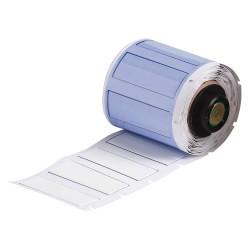 Brady - PSPT-375-175-WT - PermaSleeve Heat-Shrink Polyolefin Wirer Markers, 1.765' x .645', 100/Roll