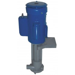 Sethco / Met-Pro - ZDX 1/2CS - Pump, Vertical, 1/4 HP, 115V