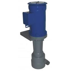 Sethco / Met-Pro - ZDX 2ES - Pump, Vertical, 2 HP, 230/460V