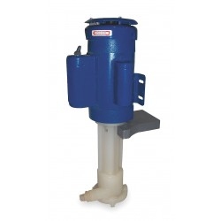 Sethco / Met-Pro - ZKX 1/3DS - Pump, Vertical, 1/6 HP, 115V