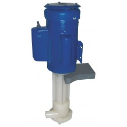 Sethco / Met-Pro - ZKX 1/2CS - Pump, Vertical, 1/4 HP, 115V