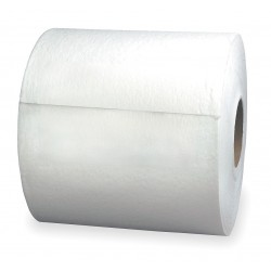 Georgia Pacific - 20050 - White DRC (Double Re-Creped) Shop Towel Roll, Number of Sheets 260, Package Quantity 4