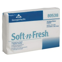 Georgia Pacific - 80538 - Paper Towel, C-Fold, White, PK320