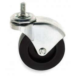 Whiteside - 25 - Creeper Caster Replacement Wheel, Number of Casters 6, 2-1/2 Caster Size