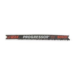 "Bosch - U123X - 3-5/8"" HSS Jig Saw Blade, Shank Type: U, Package Quantity 5"